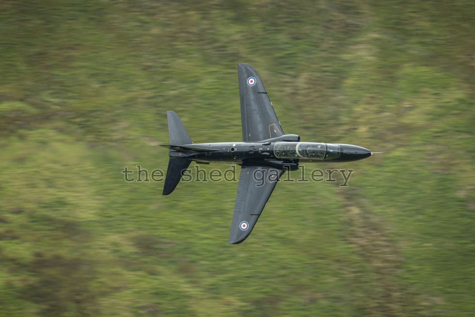 Pirate Hawk RAF Leeming